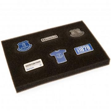 Everton FC Badge Collection